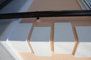 Варианты отделки дома фасадной лепниной