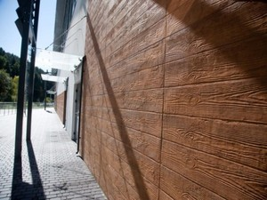"""""""Эффект дерева Сeresit"""" Коллекция Visage Декоративная защитно-отделочная штукатурка"""