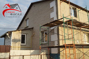 Утепление под КЛЮЧ д.Малиновка частный сектор NEW