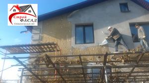 Утепление под КЛЮЧ Деревня Малиновка частный сектор