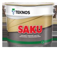 Teknos Финляндская Республика SAKU Цокольная краска