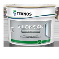 Teknos Финляндская Республика SILOKSAN PRIMER Адгезионная Винило-акрилатная грунтовочная краска