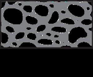 Ceresit Трафареты VISAGE Трафарет: камень Валенсии