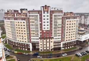 Утепление под КЛЮЧ Многофункциональный жилой комплекс «Вивальди»